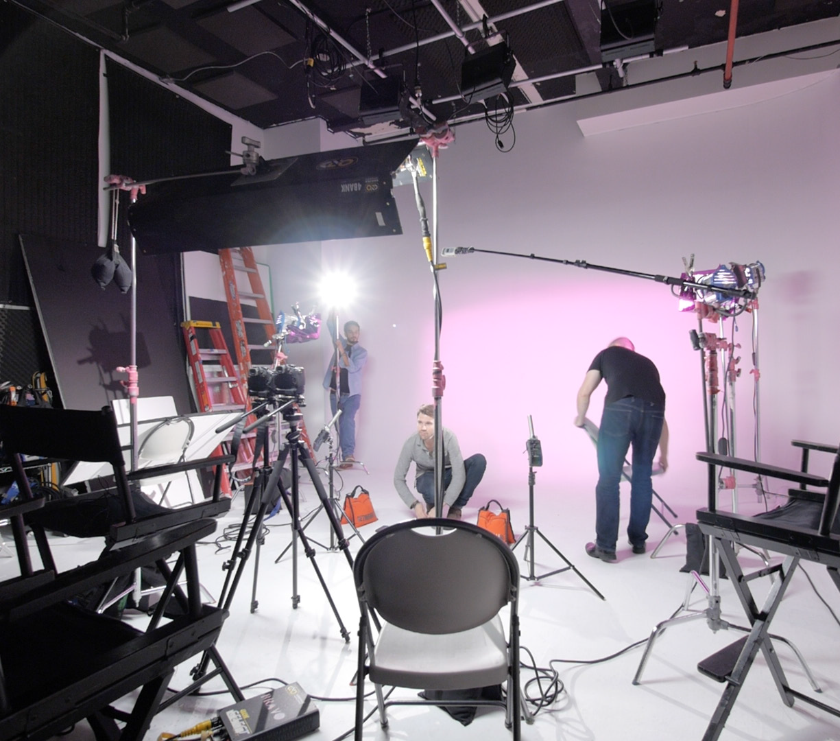 Professional, Corporate Video Shooting In Hunterdon County, NJ - Top Notch Cinema - About-us
