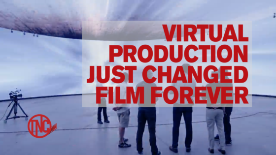 Virtual Production Just Changed Film Forever