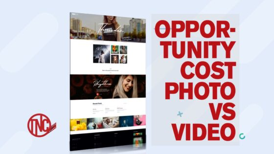 Opportunity Cost of Photo vs Video